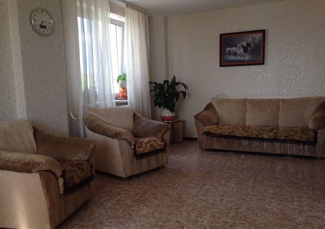 Сдается однокомнатная квартира в Зеленой роще на длительный срок в Кировской районе.